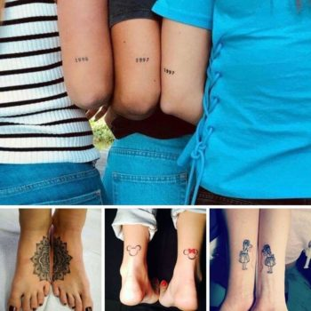 Friendship tattoo ideas are great for those who love to mark their relationships with their besties. From minimalistic to the big ones - everything counts.