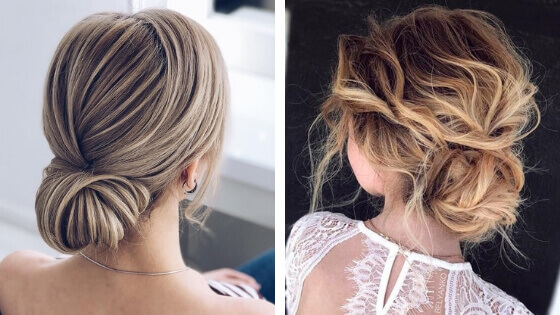 50 Romantic Bridal Updos For Your Wedding Day - BelleTag