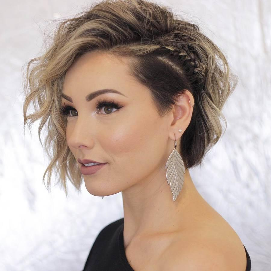 4 Impressive Undercut Bob Hair Ideas - BelleTag