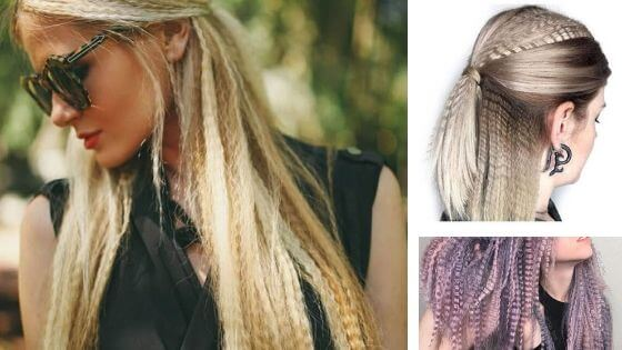Crimped hair is back! All A-list celebrities have tried it and loved it! If you want to see how to do it, there are a lot of styles in our gallery.