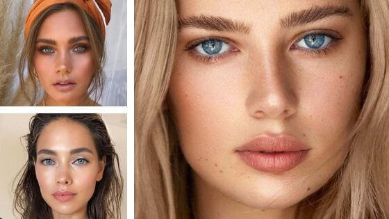Summer makeup should be lightweight, natural looking, and most of all, glowy! You can achieve that with a few products, and here you can see how to do it.