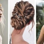 Summer weddings are beautiful, as well as brides that choose to wear braids. Braided hairstyles are versatile, work with any dress, and so chic.