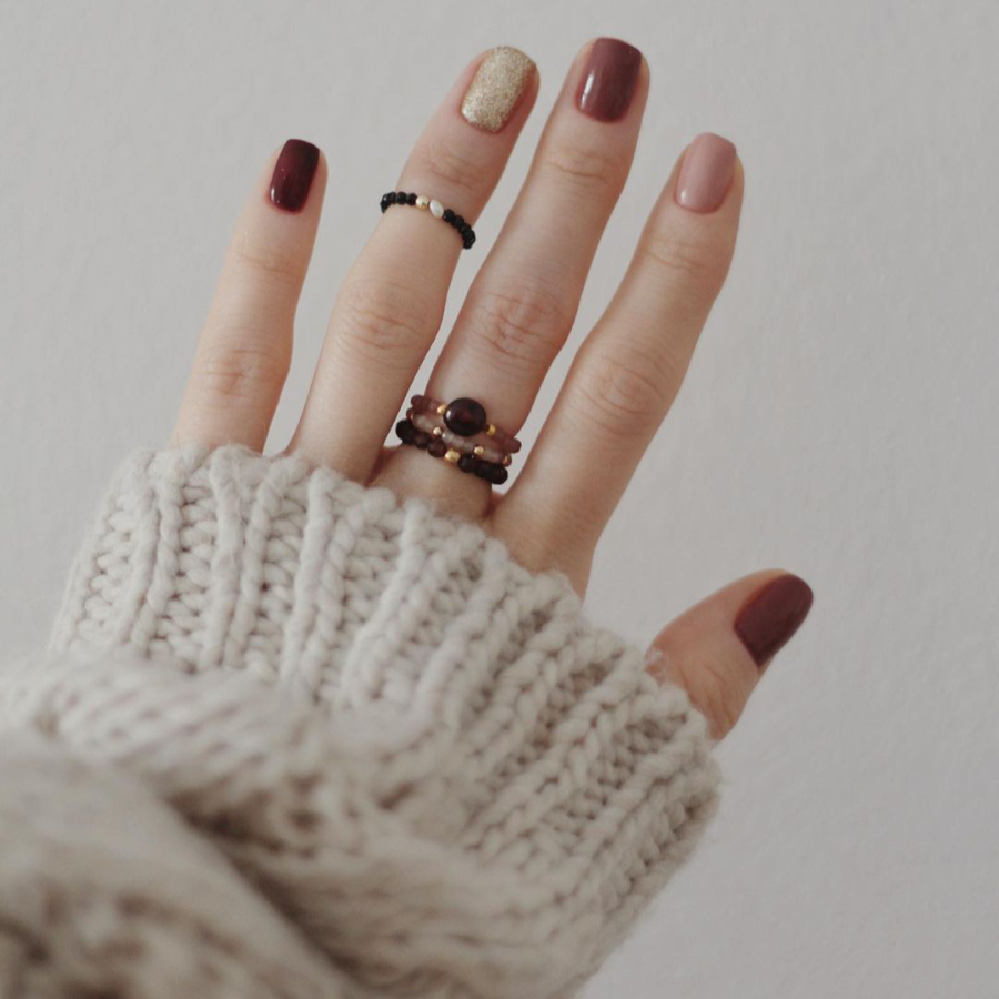 Best nail colors for short nails