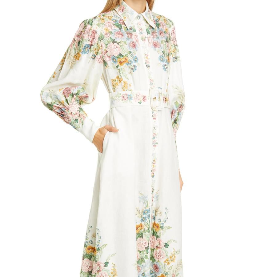 Best Linen Dresses For This Summer