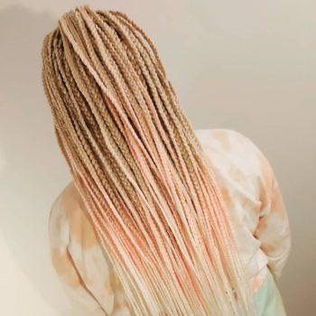 Splendid box braid colors