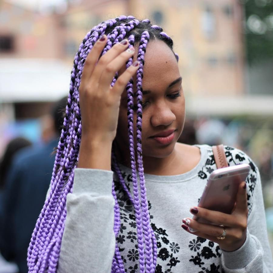How to remove tight box braids