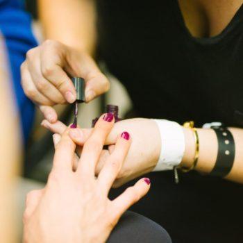 Thin nail polish