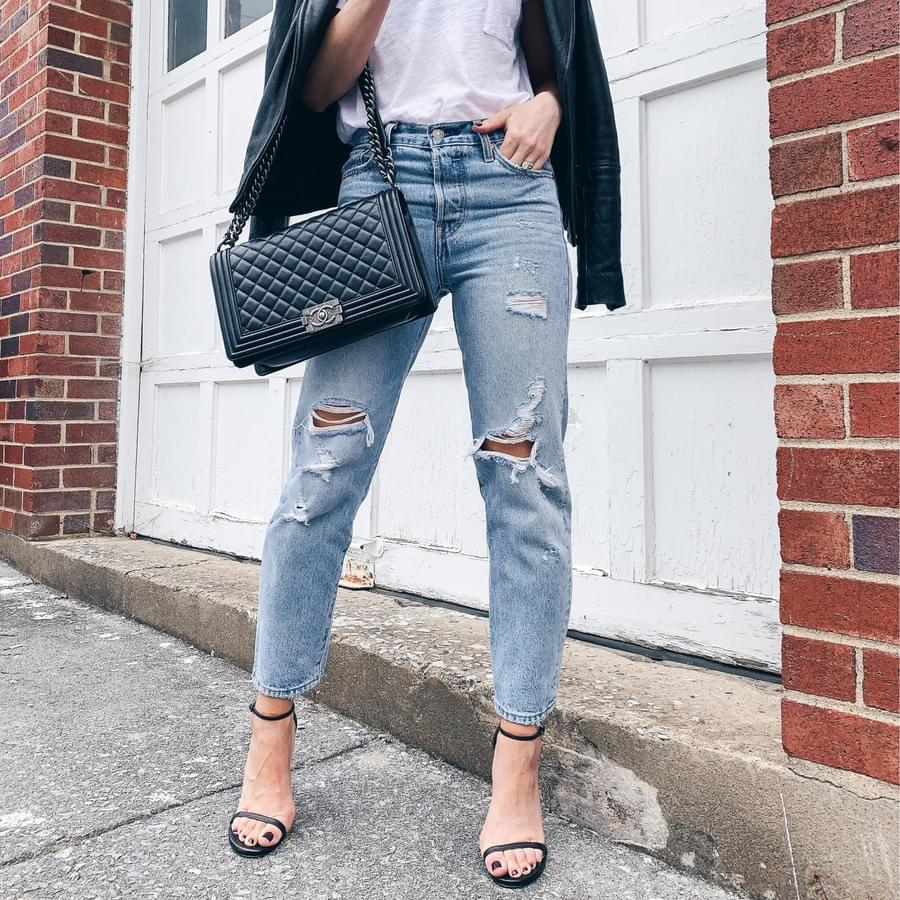 Finding the best denim for fall